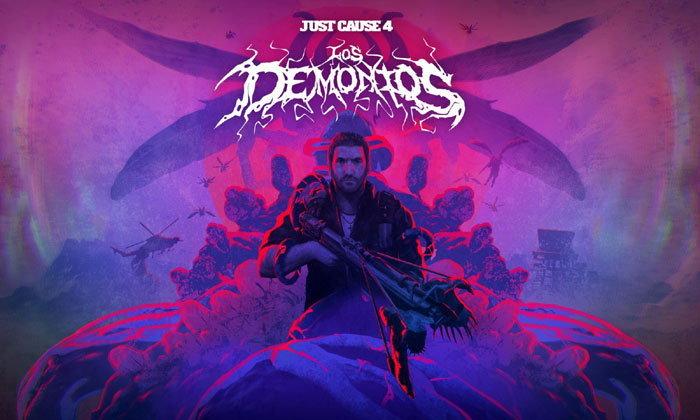 Just Cause 4 เตรียมเปิดให้เล่นเนื้อเรื่องเสริม Los Demonios 3 ก.ค.นี้