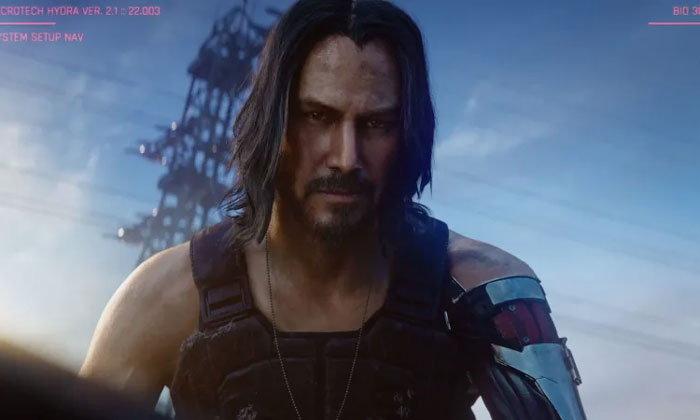 John Wick ข้ามเวลาไปลุยโลกอนาคตต่อในเกม Cyberpunk 2077
