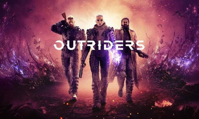 Outriders เตรียมวางจำหน่ายในช่วงฤดูร้อนปี 2020