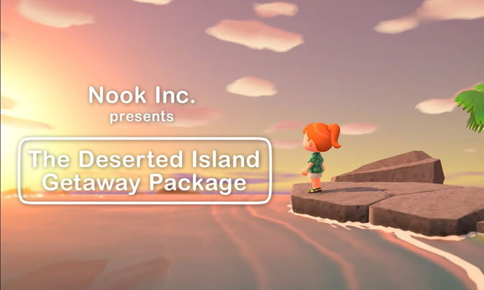 Nook Inc พาคุณทัวร์อีกครั้ง กับ Animal Crossing New Horizons