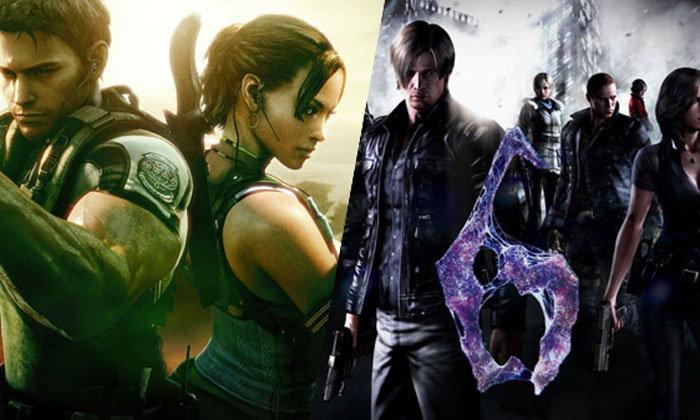 Resident Evil 5 และ 6 เตรียมลง Nintendo Switch ในช่วงฤดูใบไม้ร่วงนี้