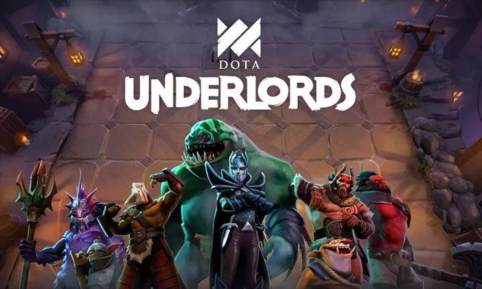 Dota Underlords เกม Auto Chess จาก Valve มาเอง