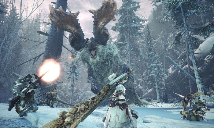 Monster Hunter World Iceborne จะปล่อย Beta ให้ลอง21มิ.ย.นี้