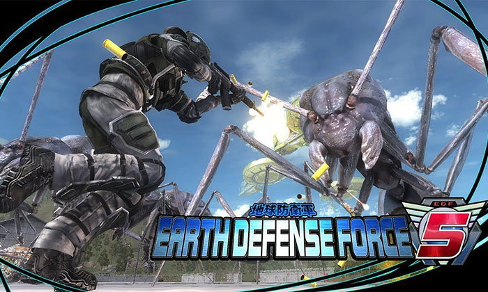 Earth Defense Force 5 เตรียมลง PC 11 ก.ค. นี้ พร้อมเผยสเปกความต้องการ