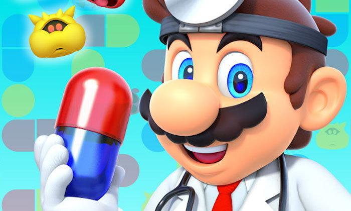 ไวรัสบุกโลก! Dr. Mario World มาช่วยฆ่าเชื้อแล้ววันนี้ ในมือถือทั้งสองระบบ
