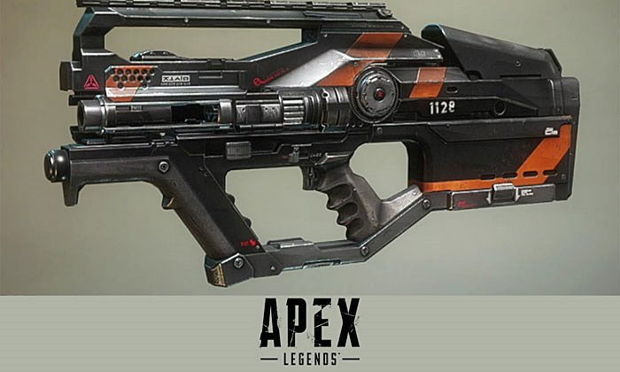 Apex Legends พาส่องปืนใหม่สุดเข้ม L-STAR