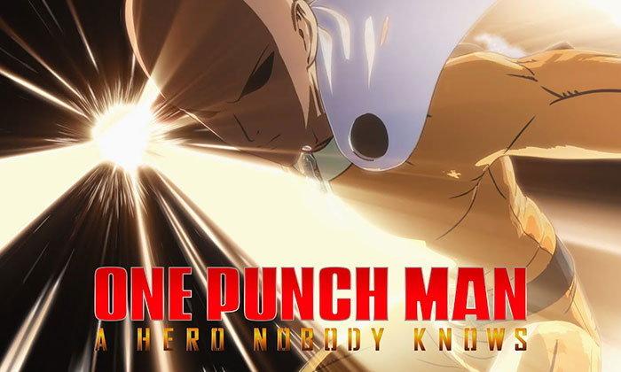 One Punch Man A Hero Nobody Knows ปล่อยตัวอย่างใหม่เผยตัวละครอีก 4 ตัว