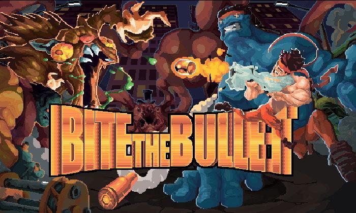 Bite the Bullet เกมยิง แรงบันดาลใจจาก Metal Slug กำหนดออกมาให้เล่นต้นปี 2020