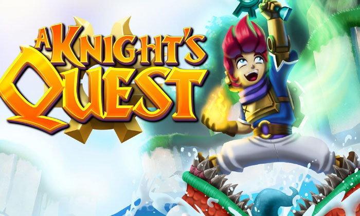 เปิดตัว A Knights Quest เกมที่ได้รับแรงบันดาลใจมาจาก Zelda