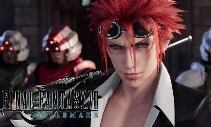 Final Fantasy VII Remake ตัวอย่างใหม่รับงาน Tokyo Game Show 2019
