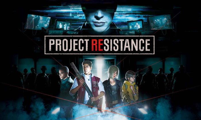 Project Resistance เป็นเกม Resident Evil แบบ 4 ปะทะ 1
