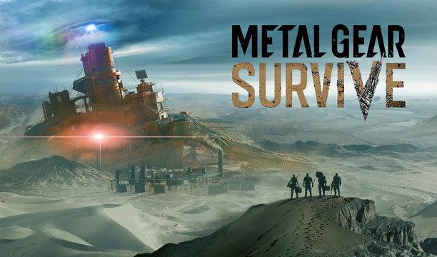 ชมคลิปโหมดเล่นคนเดียวในเกม Metal Gear Survive