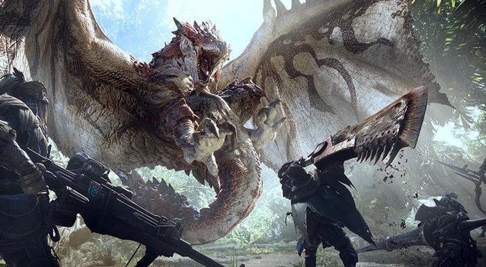 Monster Hunter World ต้องการเนื้อที่ฮาร์ดดิสก์ขนาด 16GB เพื่อลงข้อมูลเกม