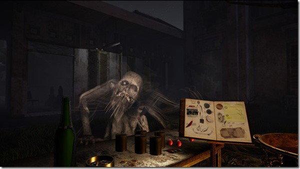 ชม DreadEye VR เกมสุดแนวที่นำเกมสยองมารวมกับเกมทำอาหาร