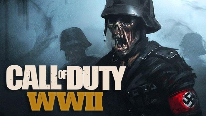 เปิดตัวอย่างโหมดซอมบี้ในเกม Call of Duty WWII