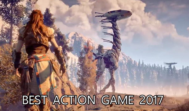 Top 5 อันดับเกม Action ยอดเยี่ยมแห่งปี 2017