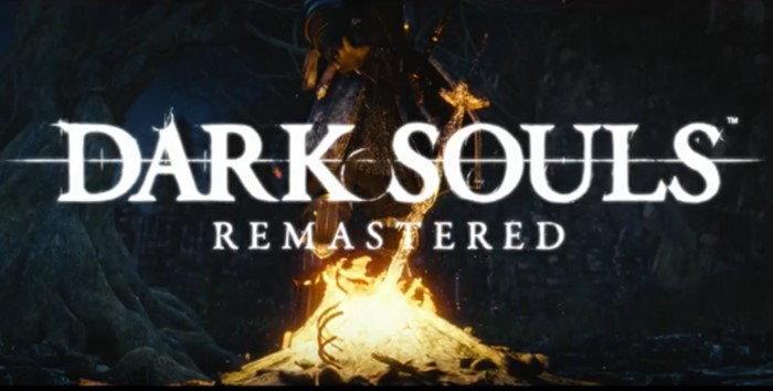 เปิดตัวเกม Dark Souls Remastered บน PS4  Switch  XBOne และ PC