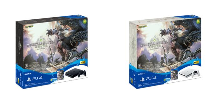 เปิดตัว PS4 ชุดที่มาพร้อมเกม Monster Hunter World พร้อมเปิดให้ลองเล่นรอบสุดท้าย