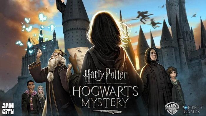 มาแล้วตัวอย่างแรกเกม พ่อมดน้อย Harry Potter ฉบับเกม RPG บนสมาร์ทโฟน