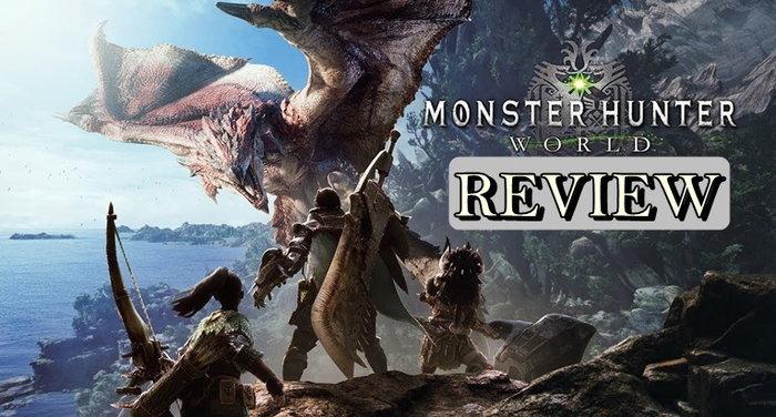รีวิวเกม Monster Hunter World การกลับมาอย่างยิ่งใหญ่ของซีรีส์ล่าแย้