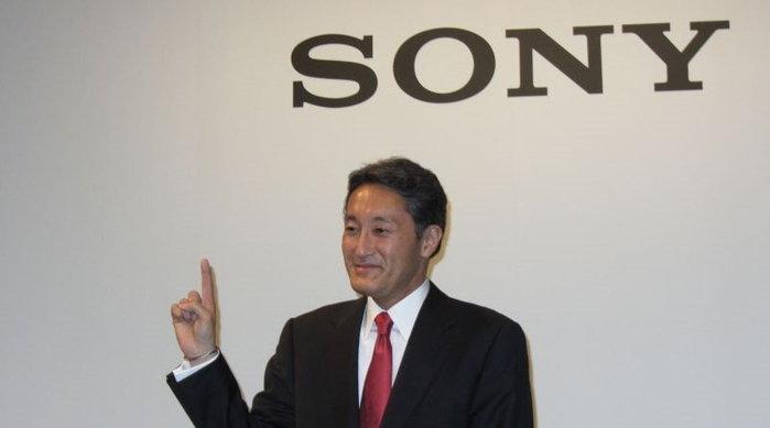 Kaz Hirai เตรียมลาออกจากตำแหน่งประธาน Sony ส่วนยอด PS4 ลดลงเล็กน้อย