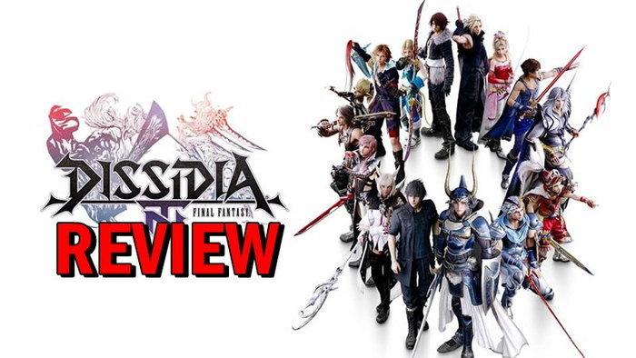 รีวิวเกม Dissidia Final Fantasy NT PS4 ตำนานไฟนอลฉบับเกมต่อสู้