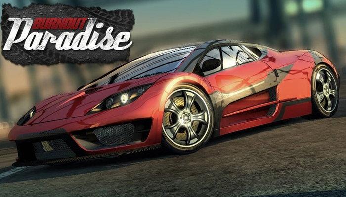 เปิดตัวเกม Burnout Paradise รีมาสเตอร์ บน PS4  XBoxone และ PC