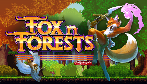 Fox n Forests เกมสไตล์ 16 บิต ปล่อยตัวอย่างพร้อมขายช่วงฤดูใบไม้ผลินี้