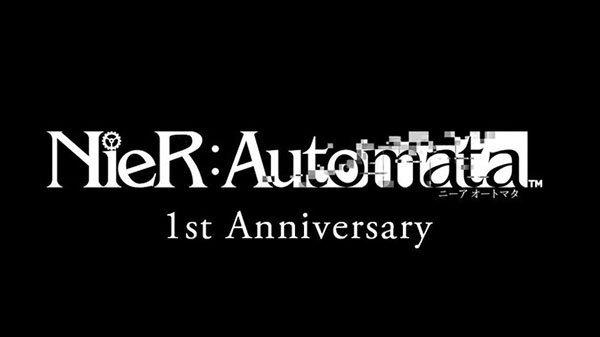 Square Enix ประกาศจัดงานครบ 1 ปีเกม NieR Automata