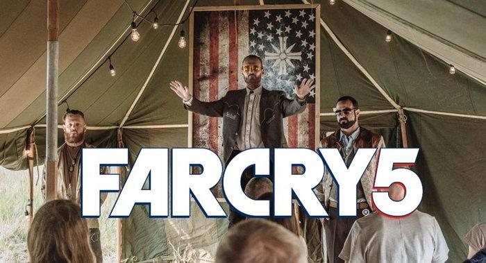 หนังสั้นจากเกม Farcry 5 กำลังมาพร้อมชมตัวอย่างแรก
