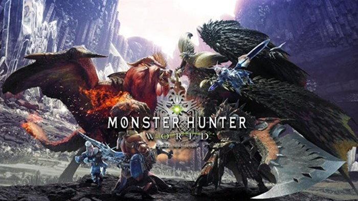 Capcom ประกาศ ภารกิจใหม่เกม Monster Hunter World