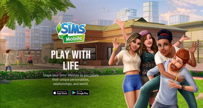 The Sims Mobile เปิดให้เล่นอย่างเป็นทางการทั่วโลกแล้ว
