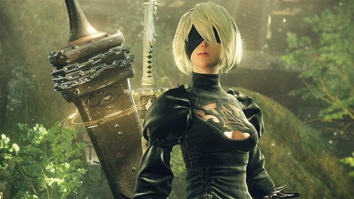 Square Enix ประกาศลดราคา NieR Automata ฉลองครบ 1 ปี โซน 3