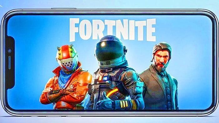 เกม Fortnite Battle Royale บนมือถือเปิดให้เล่นบน ios พร้อมชมตัวอย่างบน iPhoneX