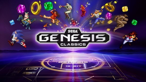 SEGA เปิดตัวเกมรวมฮิตเกม Mega Drive มากถึง 50 เกมบน PS4  XBoxone และ PC