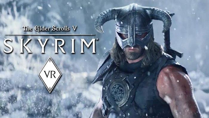 เกม Skyrim VR จะวางขายบน PC เมษายน นี้