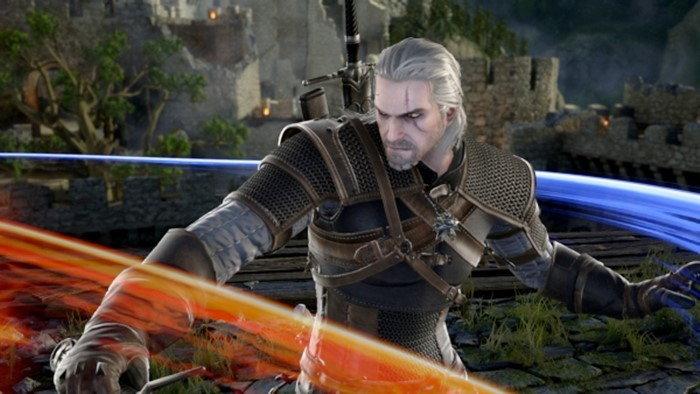 ตัวละครจากเกม The Witcher โผล่ในเกม Soulcalibur 6