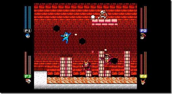 มาแล้วเกม Rockman ฉบับเกมต่อสู้ 8 Bit ฉบับแฟนๆทำเอง