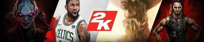 Steam ลดราคาเกมค่าย 2K สูงสุดถึง 80