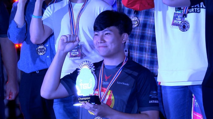 ไทยจัดหนัก ชนะเกาหลี 6-1 เกม Tekken 7 ศึก TGU 2018 รอบชิงชนะเลิศ