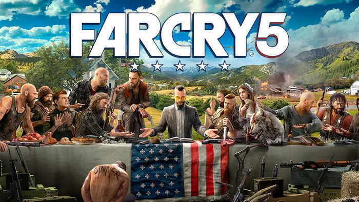 รวมคะแนนรีวิวเกม Farcry 5 ที่คะแนนออกอยู่ในระดับดีตามคาด