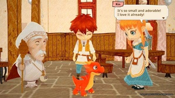 ชมภาพแรกเกม Little Dragons Cafe จากผู้สร้าง Harvest Moon ต้นฉบับ