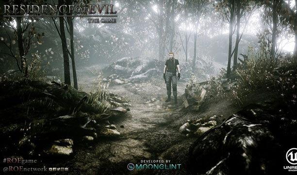 แรงบันดาลใจมาเต็ม RESIDENCE of EVIL เกมยิงผีแบบเกมผีชีวะ