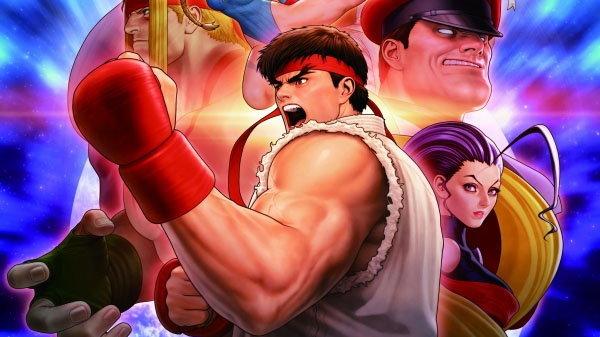เกม Street Fighter ฉบับรวมฮิตประกาศวันวางขายแล้ว