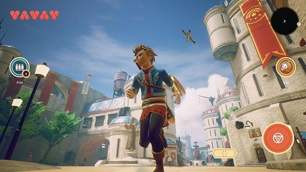 ชมตัวอย่าง Oceanhorn 2 เกมภาพอลังการบน สมาร์ทโฟน ด้วยอันเรียล 4