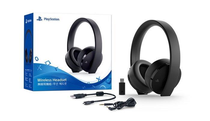 Sony เปิดตัวหูฟังไร้สาย PS4 Wireless Headset ที่รองรับระบบเสียง 71