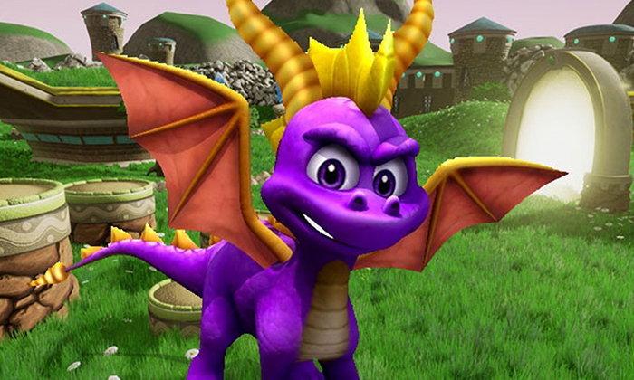 พบเกม Spyro Reignited Trilogy บน PS4 ในเว็บ Amazon เม็กซิโก