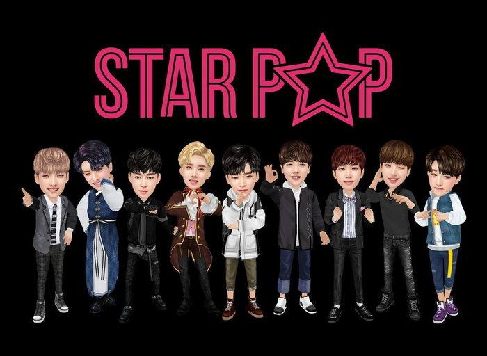 เพลินๆ ไปกับการดูแลศิลปินเกาหลีกับเกม StarPop