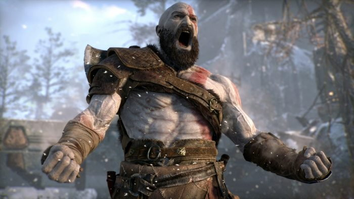 เกม God Of War บน PS4 เป็นเกมที่ออกเฉพาะ PS4 ที่ได้คะแนนรีวิวสูงสุด