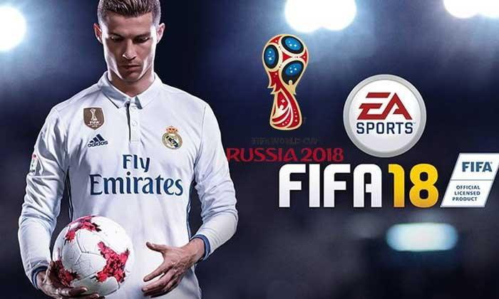 ข่าวดี EA เตรียมอัปเดตโหมดฟุตบอลโลก ให้เกม FIFA18 แถมฟรีด้วย
